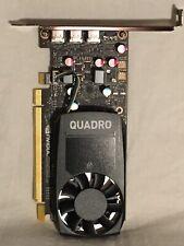 ThinkStation Nvidia Quadro P400 2GB GDDR5  Mini DP x 3 Graphics Card HP Bracket