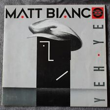 Matt Bianco, yeh yeh / smooth, SP - 45 tours