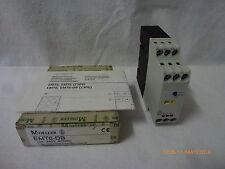 Moeller EMT6-DB Thermistor Overload Relay 24-240V AC/DC 50/60Hz 3A New