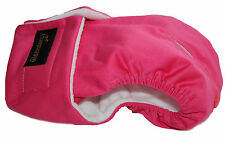 Glenndarcy Female Diaper Pants Nappy I Urine Incontinence I Cerise Pink