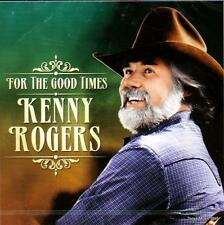KENNY ROGERS - FOR THE GOOD TIMES (NEW SEALED 2CD)