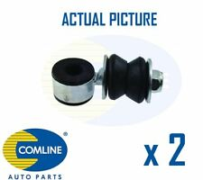 2 x FRONT DROP LINK ANTI ROLL BAR PAIR COMLINE OE REPLACEMENT CSL7191