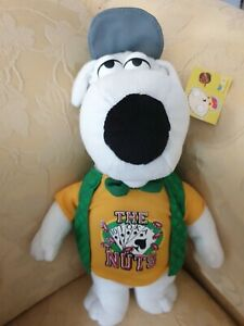 """Nanco Family Guy Large Plush Brian The Dog 14"""" With Tags 2006"""