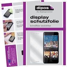 6x HTC Desire 728G Protector de Pantalla protectores transparente