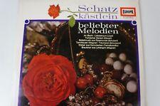 Schatzkästlein beliebter Melodien EUROPA E125 LP12