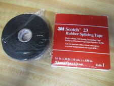 3M 23 Scotch Rubber Splicing Tape