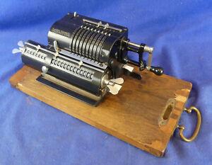 Melitta von Mercedes !!! - Rechenmaschine - calculator - Samlg. Essen - 1623