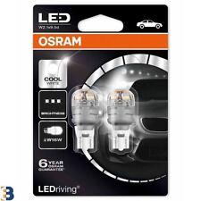 Osram Premium LED W16W 921 Cool White 9213CW-02B 3W Bombillas 6000K Duobox