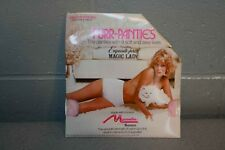NIP Vtg 70s NOS PINK Stretch Purr Panties Magic Lady Briefs Exquisite Form 928