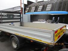 Nissan Cabstar 2.5 2007-13 Flat Bed BODY 372x189cm