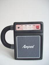 Mug décor ampli guitare