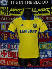 5/5 Chelsea adults S 2014 away football shirt jersey trikot soccer