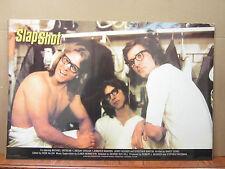 Vintage Slap Shot hockey movie reprint poster  3949