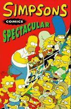 Simpsons Comics Spectacular (Simpsons Comics Compilations) by Matt Groening