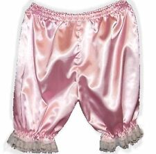 CUSTOM FIT Satin or Made-to-Match Adult Little Girl Sissy Baby Bloomers LEANNE