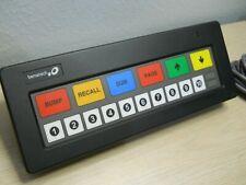 New Listingbematech Logic Controls Bump Bar Kb1700 With Bracket