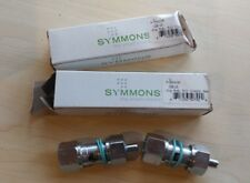 2 boxes of 2 each - Symmons Tempcontrol CSE-25 Stop Body w/ Integral Seat new