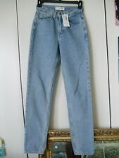 NEW w/ TAGS Petite High Waisted American Apparel Jeans (Size 25) Medium Wash