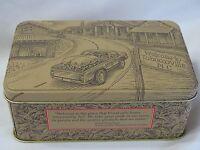"DORAL TOBACCOVILLE, N.C. TOBACCO COLLECTOR'S EDITION 1996 TIN BOX 5 1/2""x3 1/2"""
