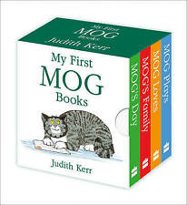 My First Mog Books by Judith Kerr (Board book, 2016)