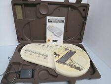 VTG Suzuki Omnichord System Model OM-300 Original Case Parts or Repair as-is