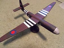 Built 1/100: British AIRSPEED HORSA Glider Aircraft