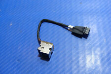 """HP Pavilion g7-2000 Series 17.3"""" Genuine DC IN Power Jack w/Cable 661680-TD1"""