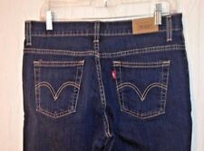 LEVIS 550 relaxed boot cut Jeans tag size 10 S actual W32 L31 rise 10