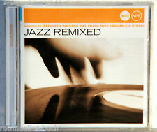 CD JAZZ REMIXED - Frank Popp Ensemble & Others