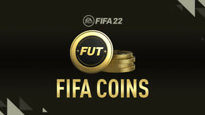 FIFA 22 10k 10000 COINS PlayStation 4 5 PS4 PS5 IMMEDIATE DELIVERY