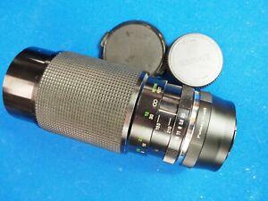 MFT adapted 70-210mm f/3.5 zoom lens for Olympus Panasonic GH-3 GH-4 EM5 EM10