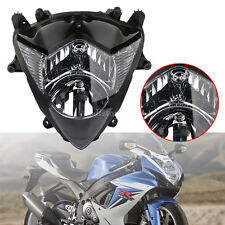 Motorcycle Front Headlight Head Lamp Assembly For Suzuki GSX-R GSXR 1000 2005-06