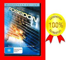 VERY GOOD DVD POSEIDON KURT RUSSELL  GEORGE LUCAS,EMMA ROSSUM,RICHARD DREYFUSS*