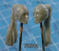 "FH044 Custom Cast Sculpt part Female head cast for use with 3.75"" action figures"