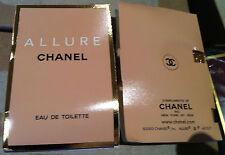 Chanel Allure for women Travel Size EDT 2ml