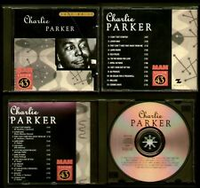 CHARLIE PARKER - SPAIN CD 1995 - APRIL IN PARIS - RARE