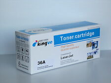1pk Compatible Black Toner  for HP 36A CB436A LASERJET M1522nf MFP HP36A
