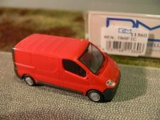 1/87 Rietze Renault Trafic rot 11360