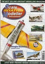 Scale Aviation - V8 I7 2002 - Douglass Dauntless - Beagle Basset - F9F Panther