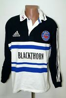 BATH RUGBY UNION SHIRT JERSEY ADIDAS SIZE L ADULT