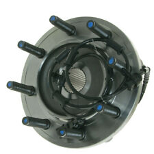 Wheel Bearing and Hub Assembly Front Moog 515122