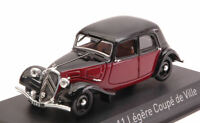 Model Car Period 1:43 diecast Norev Citroen 11 Reading Coupe De Ville MO