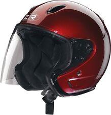 Z1R Ace Wine Solid Helmet Md, SM, 2XL