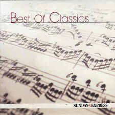 BEST OF CLASSICS - 17 TRACK CD - SUNDAY EXPRESS PROMO CD