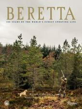 """""""BERETTA, 500 YEARS OF THE WORLD'S FINEST SPORTING LIFE,"""" BRAND NEW AND SEALED"""