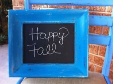 Picture Frame Chalk Board