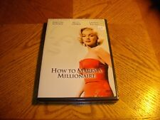 How to Marry a Millionaire (DVD, 2004, Marilyn Monroe Diamond Collection Sensorm
