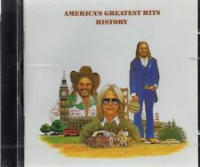 America's Greatest Hits - History 1994 Import Audio CD Sealed