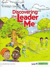 Discovering The Leader In Me Level 4 Leadership Guide NO WRITING Franklin Covey