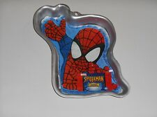 New Wilton 2004 Marvel Comics SPIDER-MAN Birthday Party CAKE PAN Mold #2105-5052